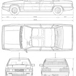 Talbot Tagora blueprint
