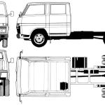 Toyota Dyna blueprint