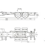 Magirus-Deutz 340 blueprint