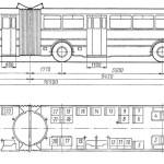 Ikarus 180 blueprint