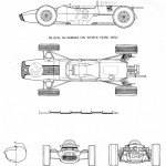 Matra MS5 blueprint