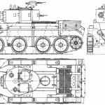 BT-7A blueprint
