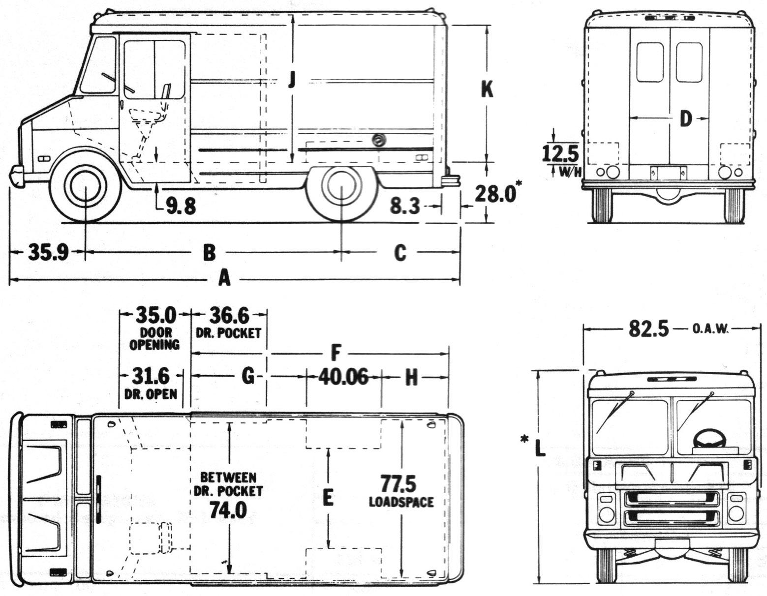 Chevrolet c30 blueprint download free blueprint for 3d modeling chevrolet c30 blueprint malvernweather Gallery