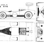 Ford G7A blueprint