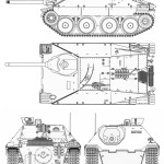 Hetzer blueprint