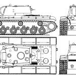 KV-1 blueprint