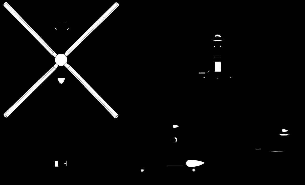 SA 330 Puma blueprint