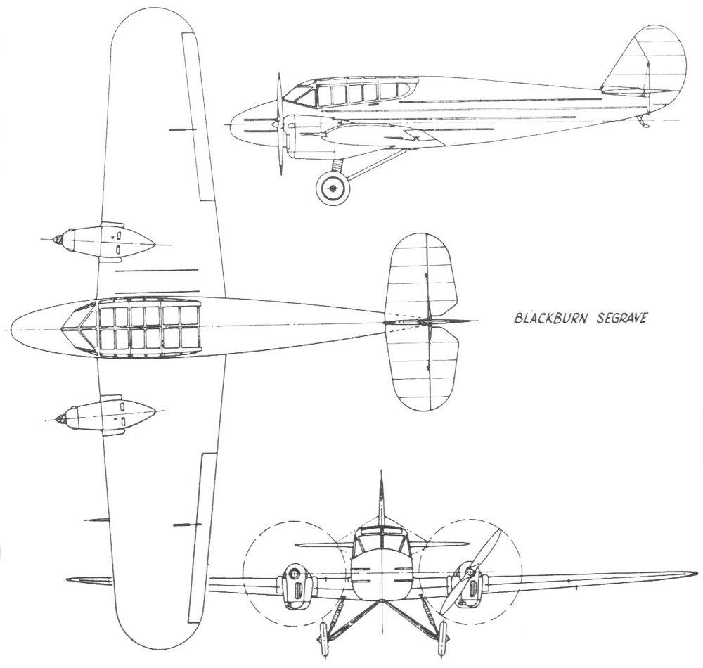 B.1 Segrave blueprint