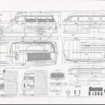 Škoda 1202 blueprint