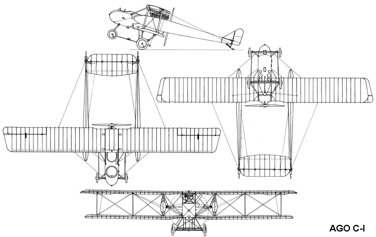 AGO C.I blueprint