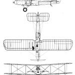 Airco DH.9 blueprint