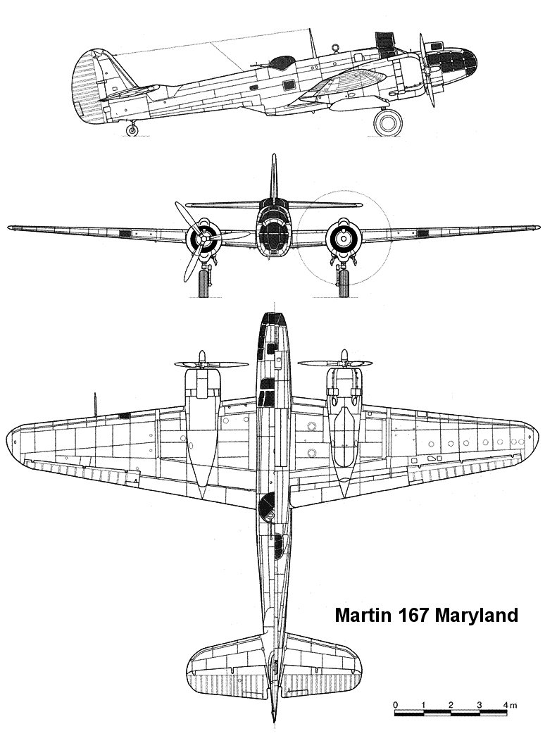 Martin Maryland blueprint