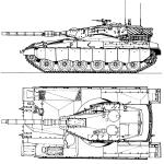 Merkava blueprint