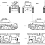 Panzer 38(t) blueprint