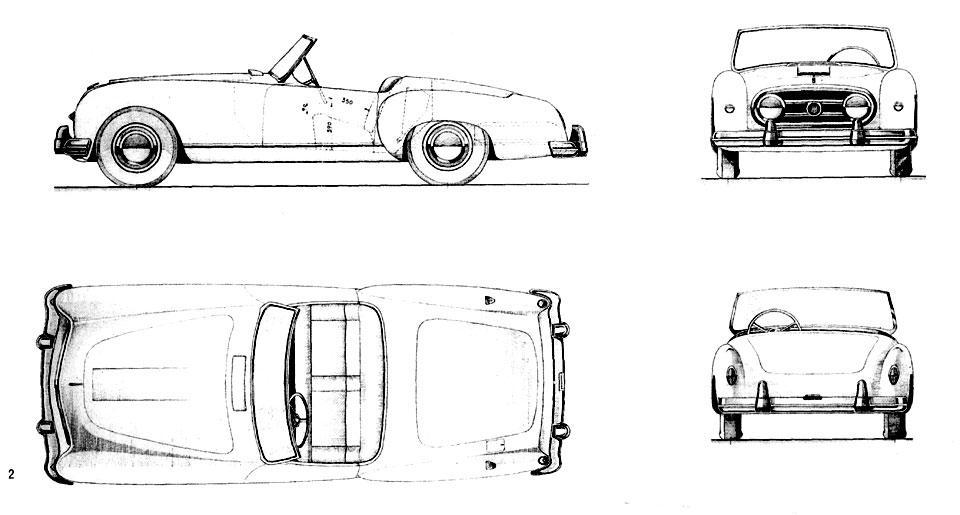 Nash-Healey blueprint