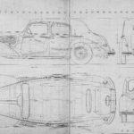Alfa Romeo 6C 2500 blueprint