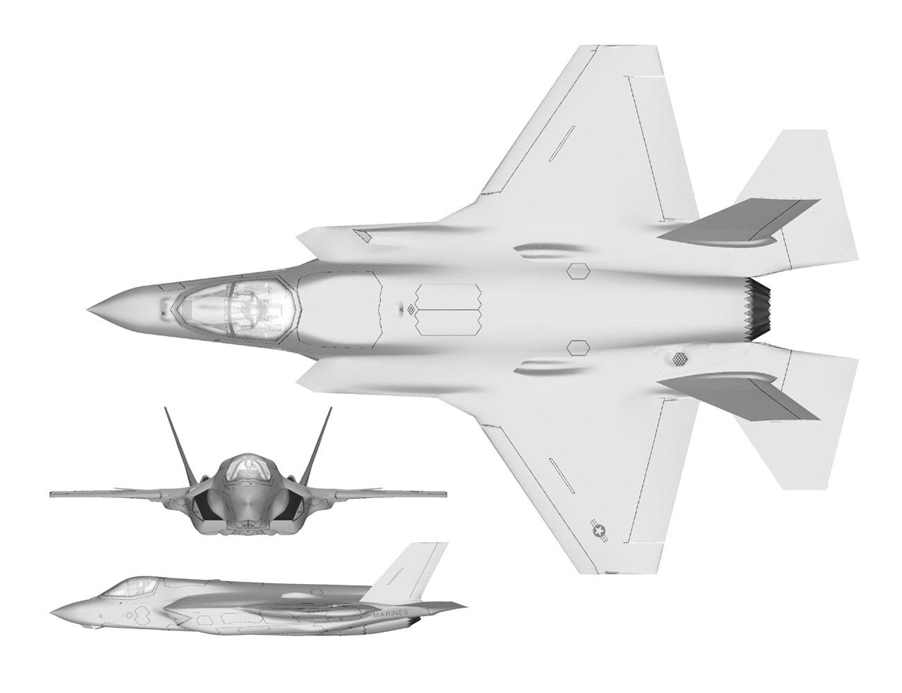 F-35 blueprint